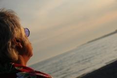 Wellington Beach Man #2325