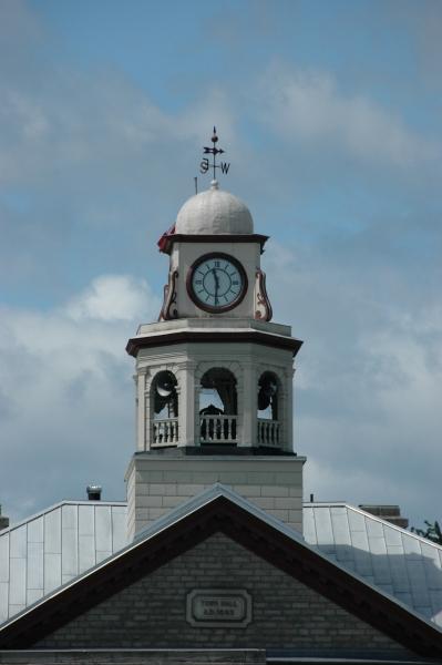 Perth Town Hall Clock (v) #1370
