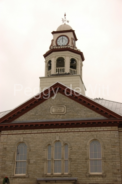 Perth Town Hall Clock (v) #1405