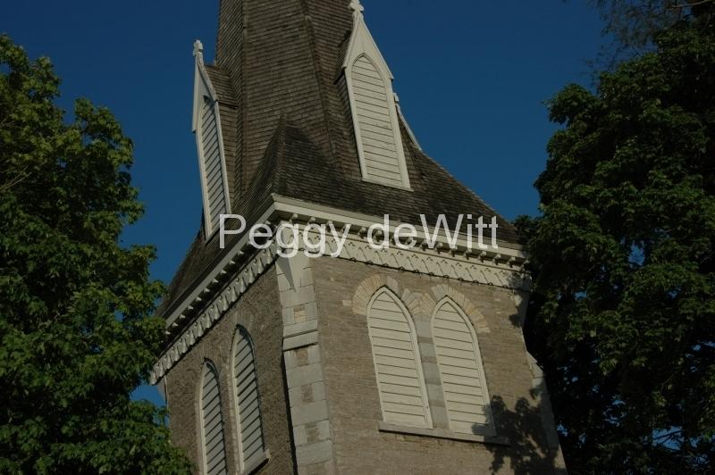 Picton Macaulay Church Roof #1898