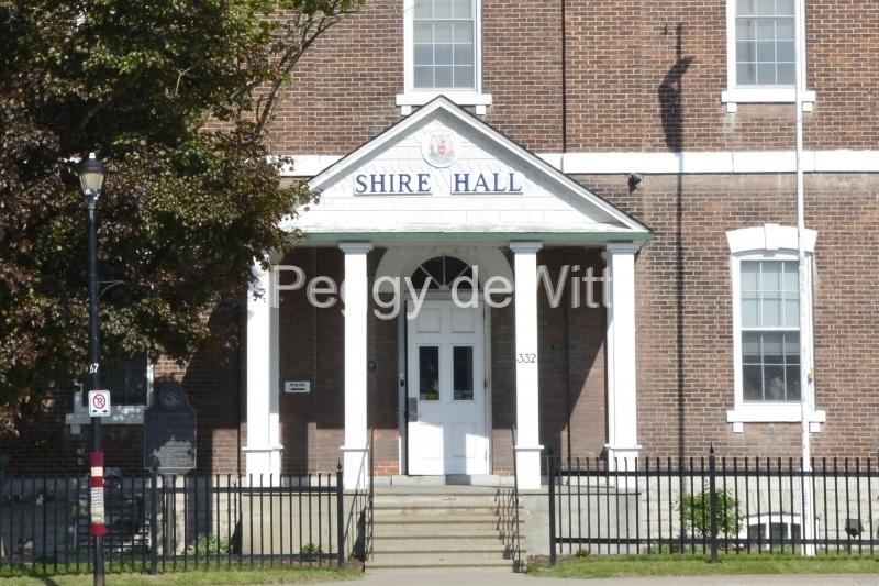 Picton Shire Hall Door #3598 c