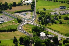 Picton Aerial Roundabout 1 #2273