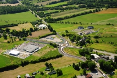 Picton Aerial Roundabout 4 #2275