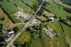 Picton Aerial Roundabout 6 #2277