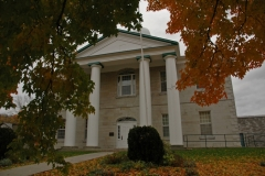 Picton Courthouse Fall #1070