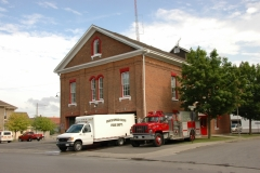 Picton Fire Hall #1895