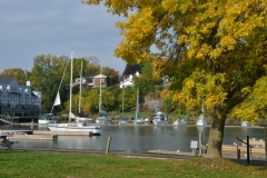 Picton Harbour Fall #3306