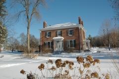 Picton Macaulay House Winter #3597