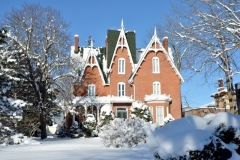 Picton Merrill Inn Blue Sky Winter #3312