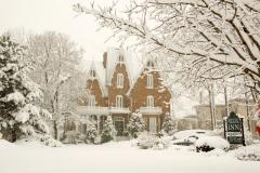Picton Merrill Inn Snowy Winter #3315