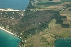 Sandbanks Aerial 2 (v) #1063