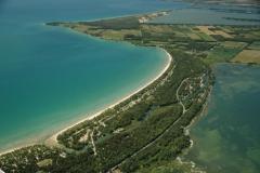Sandbanks Aerial #669