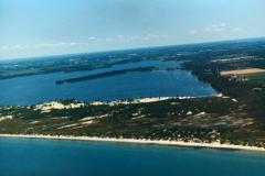 Sandbanks Aerial Tubbs Island #354