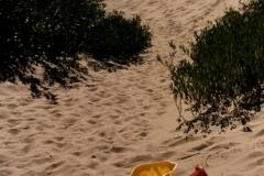 Sandbanks Buckets (v) #552 11x16
