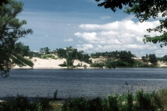 Sandbanks Dunes West Lake 1157 8x12