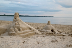 Sandbanks Sandcastles Tower  #3616