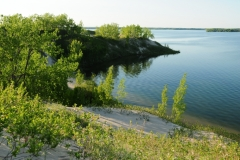 Sandbanks West Lake Summer #2682