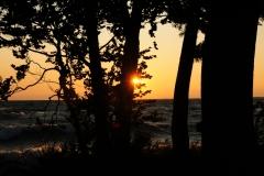 Sandbanks West Point Sunset #2683