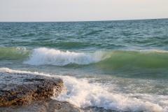 Sandbanks West Pt Waves #3325