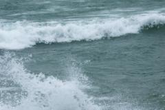 Sandbanks West Waves (V) #1587 2