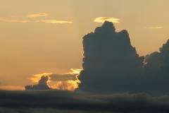 Sky Clouds Evening #2689
