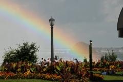 Sky Rainbow Lamp Niagra Falls #2252