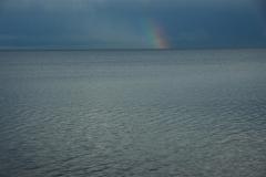 Sky Rainbow on Water 2 #1931