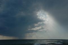 Sky Sandbanks Clouds #1918