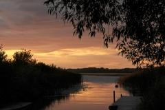 Sunset West Lake Boat Launch #2338