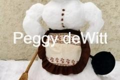 Snowman Frypan #425