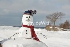 Snowman Pt Petre Hat #3491