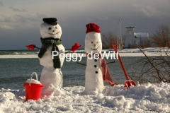 Snowmen Pt Traverse #2129