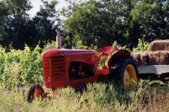 Tractor Wagon #527
