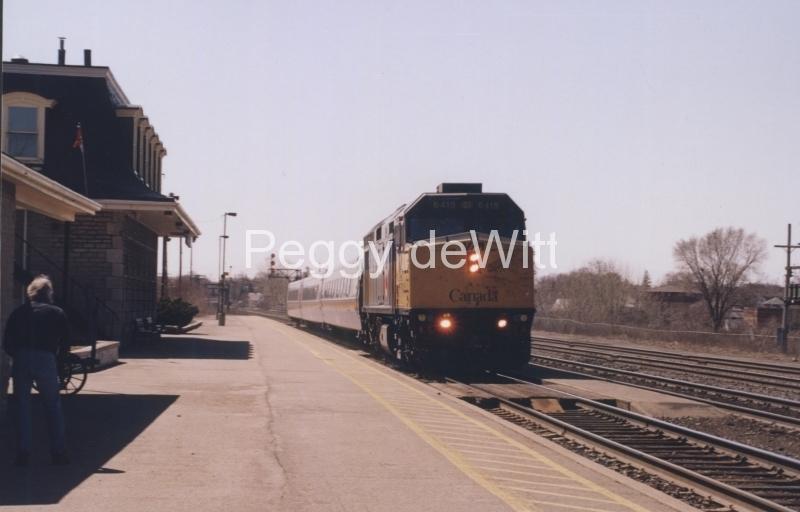 Train Passenger #1944