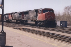 Train Freight #1943