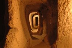 Turkey Cappadocia - Kaymakli Underground City (19) (v) #982