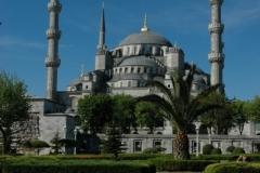 Turkey Istanbul Blue Mosque (3) (v) #976