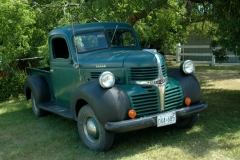 Truck Dodge #1046