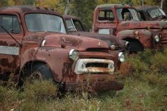 Truck Old Brown #1950