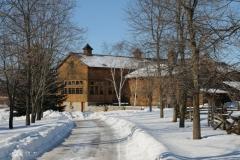 The Grange Winery Winter #2313