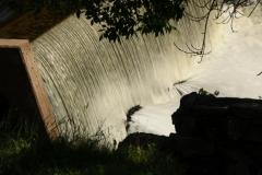 Buttermilk Falls Closeup #1695