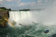 Niagara Falls Rainbow Maid of the Mist #2230