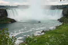 Niagara Falls Wide Angle View #2237