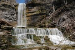 Waterfalls Cape Vessy 09 #2446