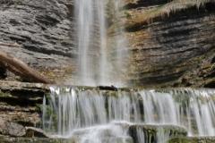 Waterfalls Cape Vessy 09 (v) #2445
