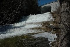 Waterfalls Scotts Mill #1956