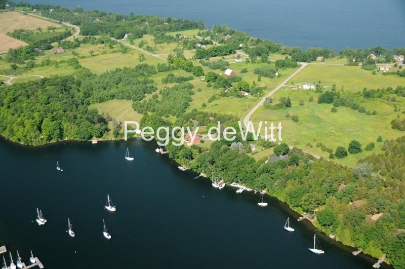 Prinyers Cove Aerial Dianne #2822