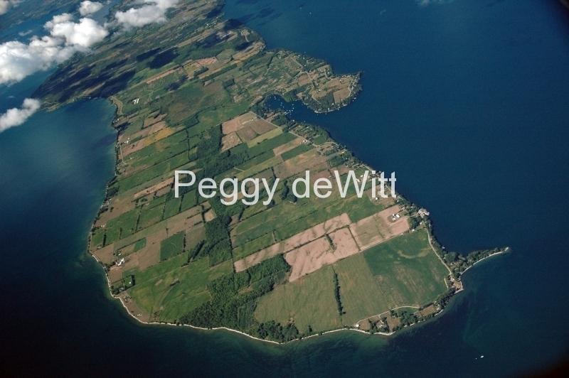 Prinyers Cove Cressy Aerial #674