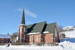 Church St Johns Winter #3170