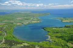 Waupoos Aerial Smiths Bay #2726